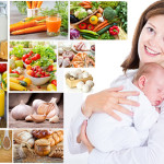 diet and breast feeding