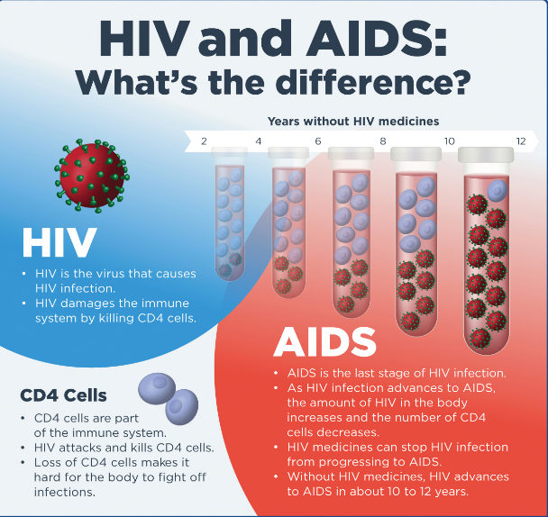 aids hiv causes effects and types possible treatments
